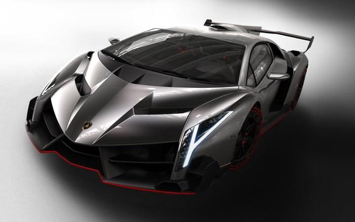 10 chiếc xe đắt nhất hành tinh