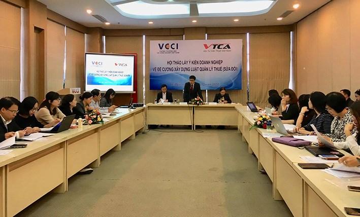 Dự án sửa đổi Luật Quản lý thuế đã tiệm cận thông lệ quốc tế