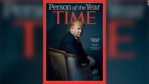 """Bất ngờ với danh sách đề cử """"Nhân vật của năm"""" của Tạp chí Time"""