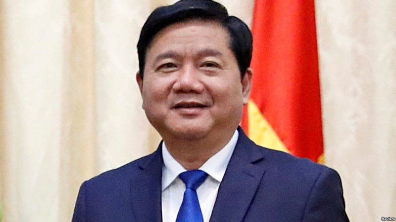 [Infographic] Ông Đinh La Thăng từng trải qua các chức danh nào?