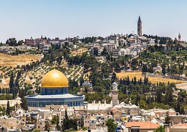 [Infographic] Nửa thế kỷ tranh chấp chủ quyền ở thánh địa Jerusalem