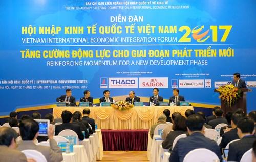 Tăng cường động lực để Việt Nam hội nhập kinh tế quốc tế