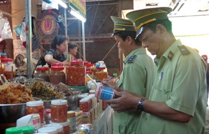 Thành lập 6 đoàn kiểm tra an toàn thực phẩm tại 12 tỉnh, thành phố