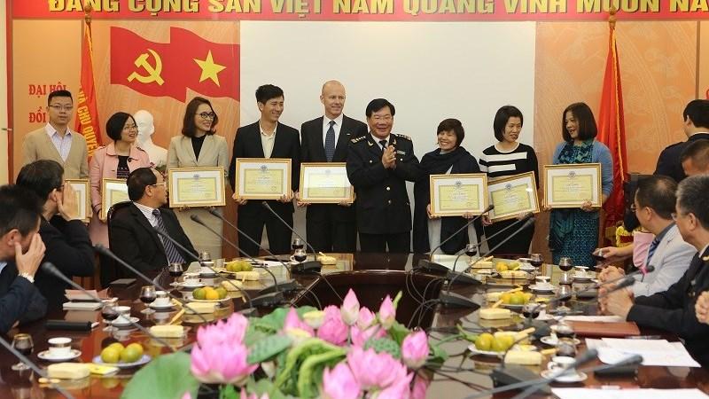 Cục Hải quan TP. Hà Nội: Thắt chặt quan hệ đối tác, đồng hành cùng doanh nghiệp