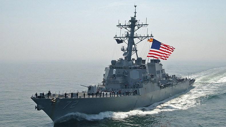 [Infographic] Một năm tai họa của hải quân Mỹ