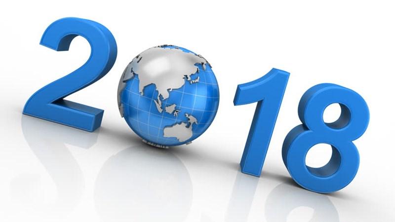 Thế giới đón năm mới 2018 - Niềm tin và hy vọng