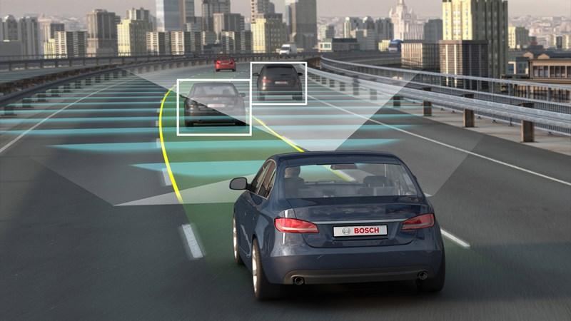 [Infographic] Lĩnh vực xe tự lái hút mạnh đầu tư