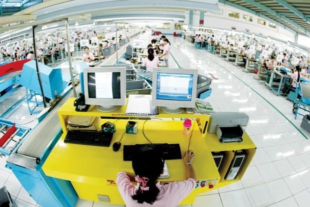 FDI tăng tốc và phát triển năng động