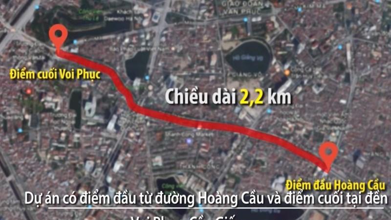 [Video] Đường 3,5 tỷ đồng một mét ở Hà Nội được làm như thế nào?