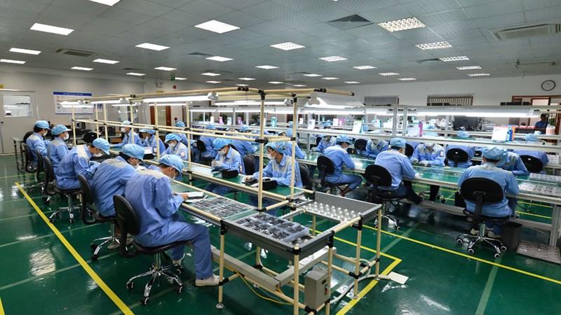 Đột phá công nghệ, tăng năng suất lao động