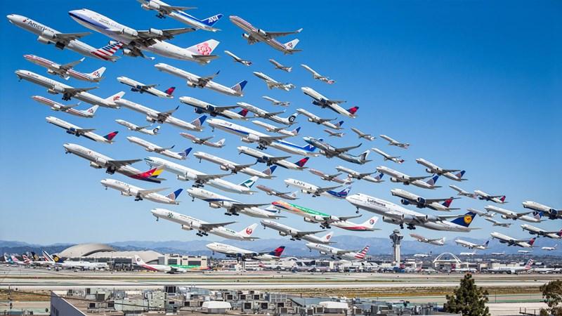 Cuộc chiến hàng không tại Châu Á - Thái Bình Dương