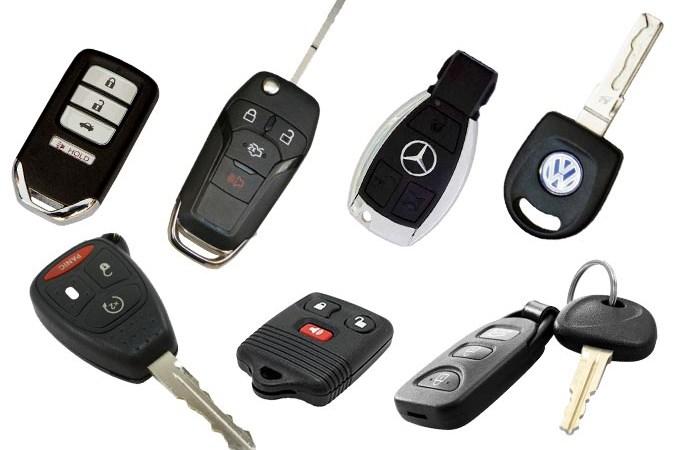[Infographic] Chìa khóa ôtô thay đổi thế nào trong 70 năm qua?