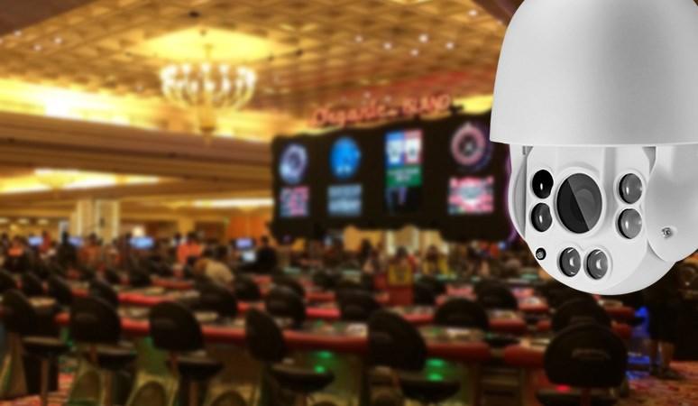 Casino bị giám sát thuế trực tiếp hoặc qua camera