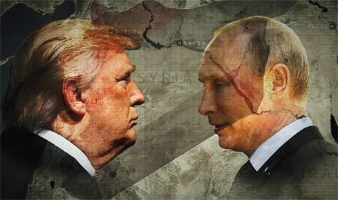 Nga, Mỹ toan tính gì ở Trung Đông?