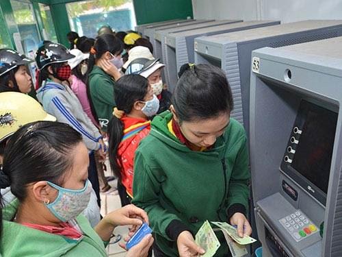"""Ngân hàng đã có phương án chống """"thất thủ"""" ATM cuối năm"""
