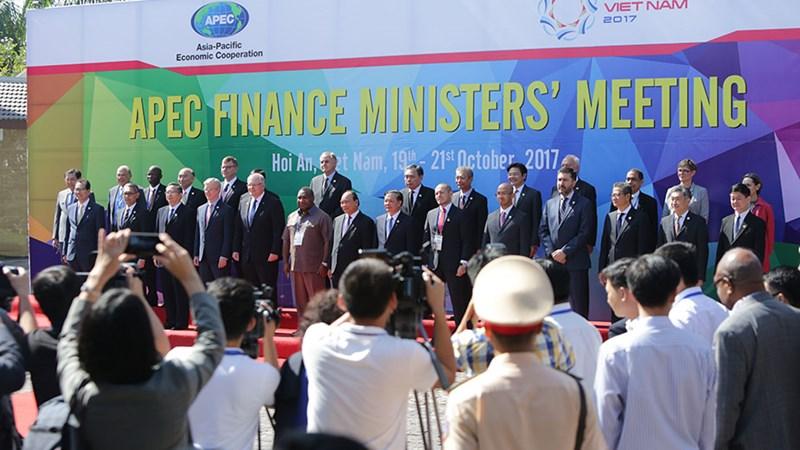 Tiến trình Bộ trưởng Tài chính APEC 2017 và những dấu ấn mới của hợp tác tài chính khu vực