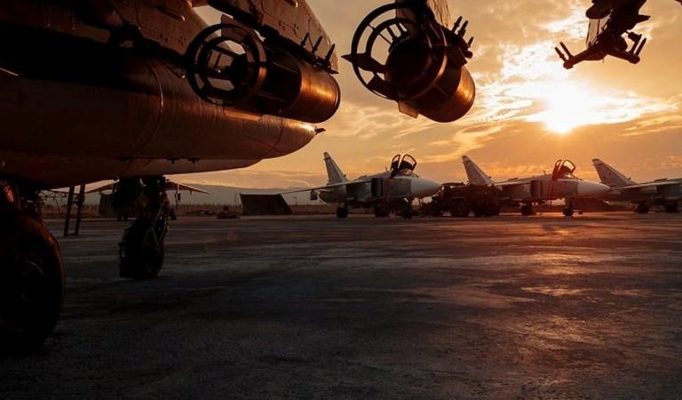 [Video] Cường kích Su-25 Nga bị phiến quân Syria bắn rơi như thế nào?