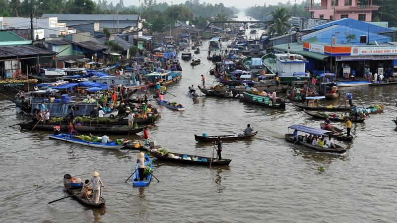 Chính sách tài chính để chuyển đổi mô hình phát triển bền vững vùng đồng bằng sông Cửu Long