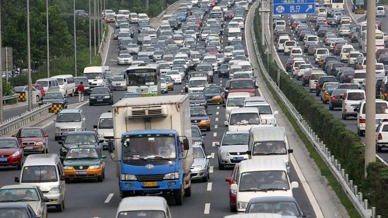 [Video] Trung Quốc: Tắc đường 15 tiếng sau kỳ nghỉ Tết