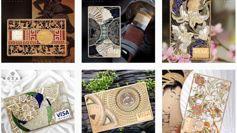 [Video] Bí ẩn chiếc thẻ tín dụng xa hoa nhất thế giới