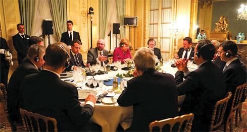 Dự thảo ngân sách EU hậu Brexit: EU chia rẽ