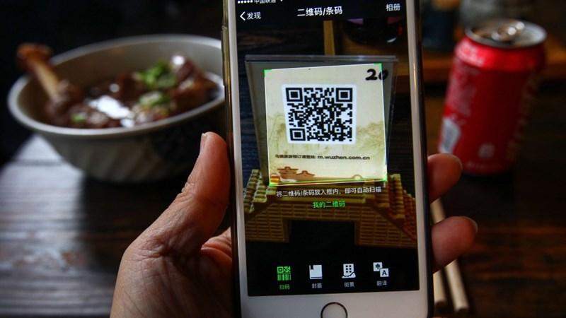 [Infographic] Bùng nổ phương thức thanh toán di động ở Trung Quốc