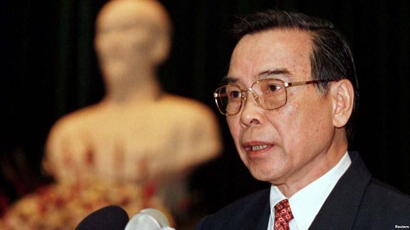[Infographic] Về cuộc đời của cố Thủ tướng Phan Văn Khải
