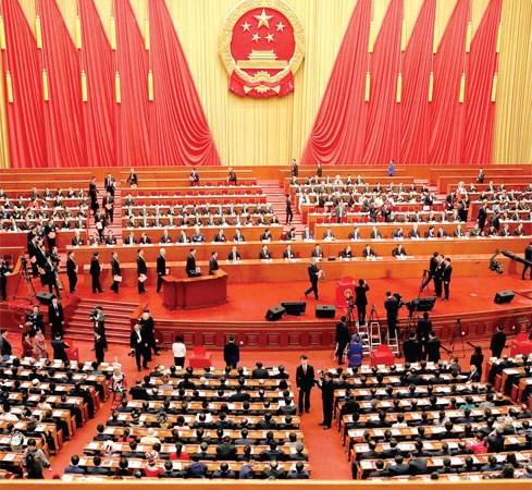 Trung Quốc thông qua danh sách thành viên Chính phủ
