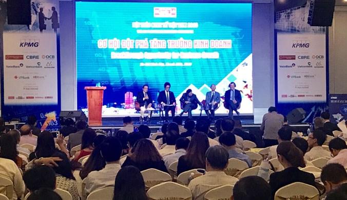 Kinh tế Việt Nam đang bước vào quỹ đạo phát triển mới
