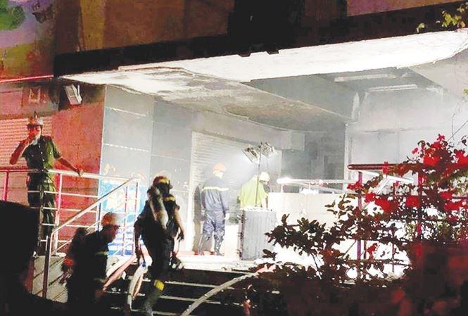 """Vi phạm phòng cháy chữa cháy: Khắc phục """"thần tốc"""" vẫn diễn ra cháy"""