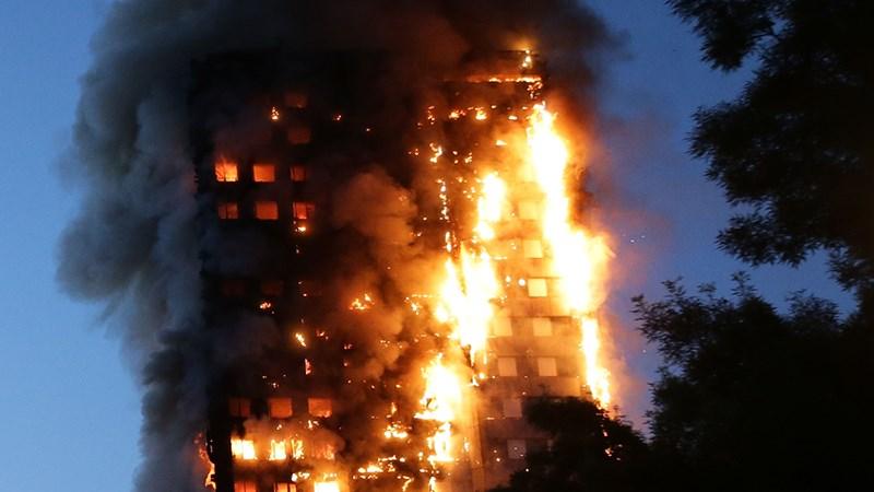 [Infographic] Các vụ cháy chung cư kinh hoàng trong những năm gần đây