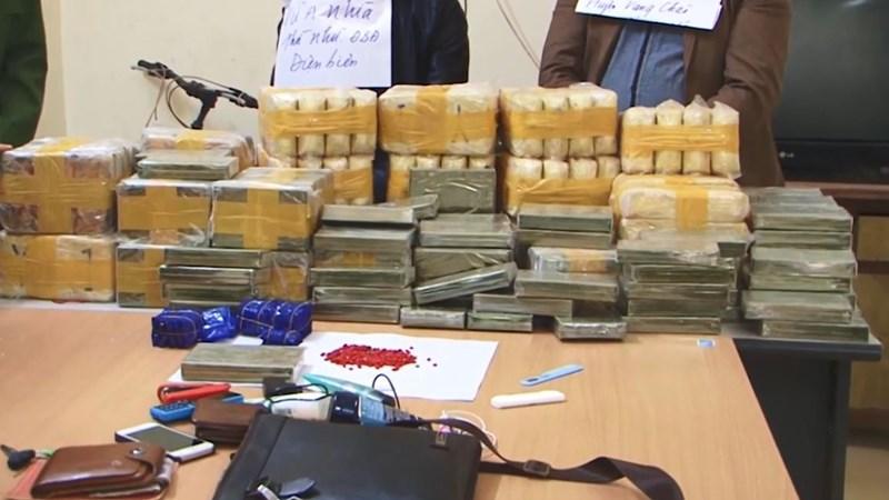 [Video] Chặn bắt ôtô chở lô heroin trị giá hơn 2,2 triệu USD