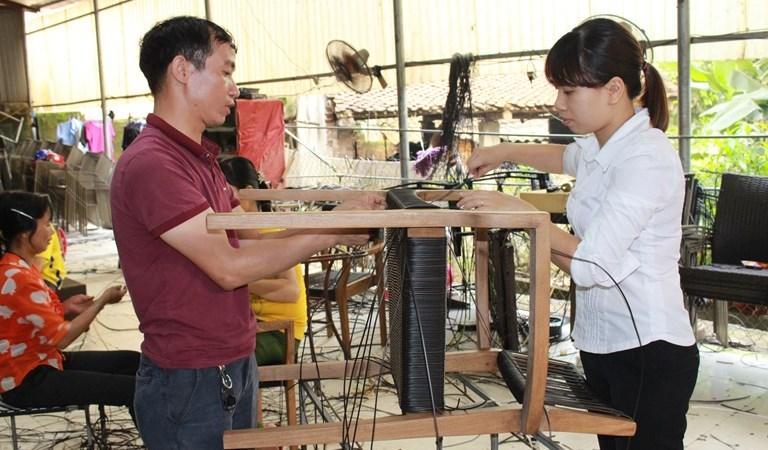 Giải pháp phát triển công nghiệp nông thôn ở huyện nam đông, tỉnh Thừa Thiên Huế