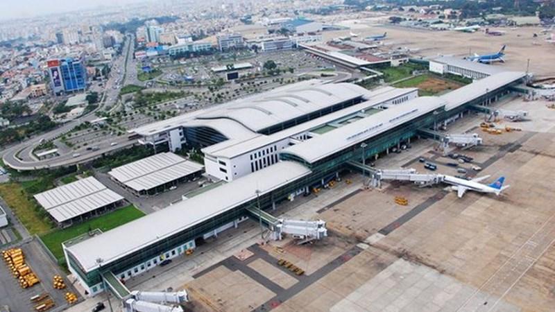 [Infographic] Sân bay Tân Sơn Nhất sẽ được mở rộng về phía Nam