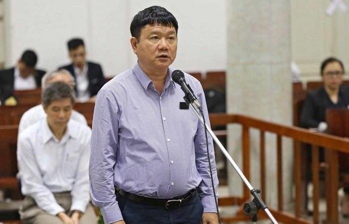 [Video] Bị cáo Đinh La Thăng phải bồi thường 600 tỷ đồng