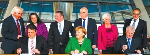 Merkel phiên bản 4.0: Khởi đầu hay kết thúc?
