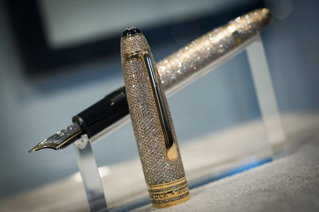Montblanc và những chiếc bút danh tiếng nhất thế giới