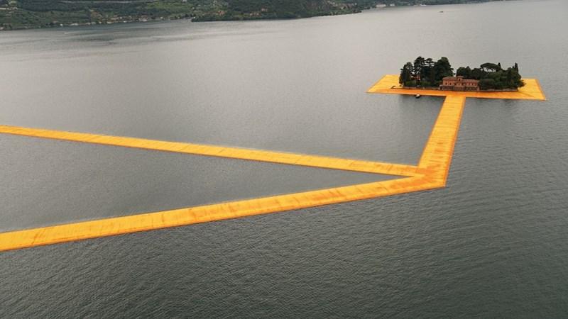10 tuyệt tác ấn tượng được xây dựng trên mặt nước