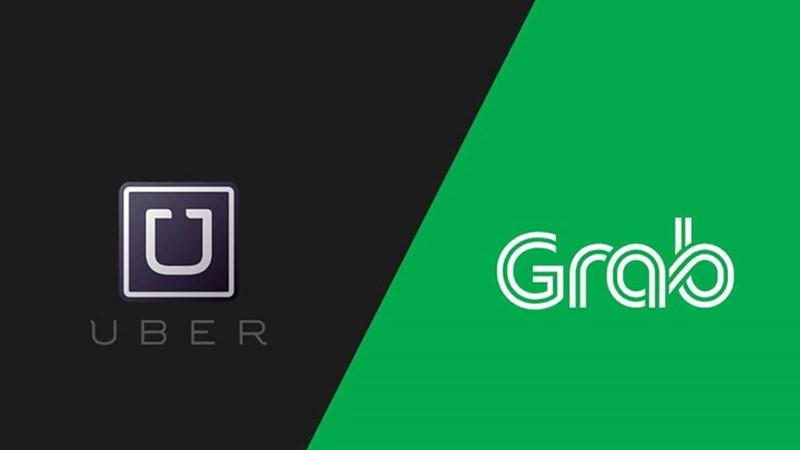 Khó xác định thị phần của Uber và Grab?