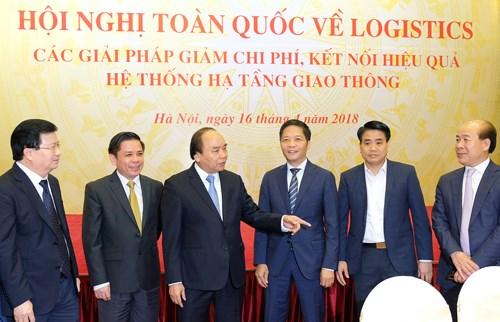 Logistics sẽ đóng góp 10% vào GDP năm 2025
