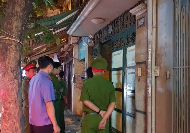 [Video] Công an khám xét tại nhà cựu trung tướng tình báo