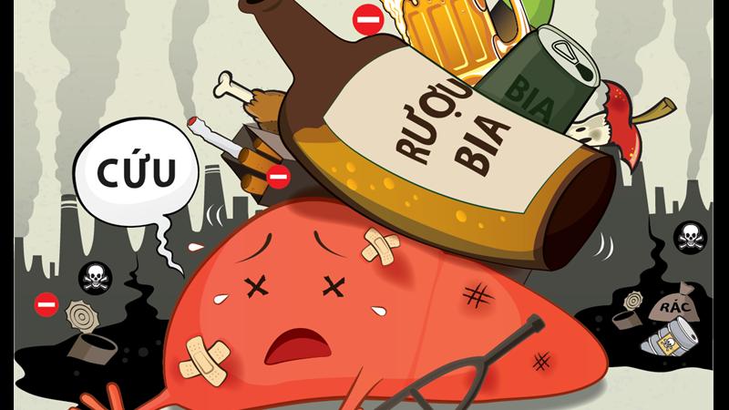 [Infographic] Điểm đáng chú ý trong dự thảo Luật Phòng, chống tác hại của rượu bia