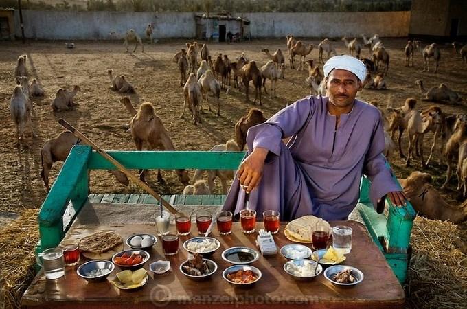 Bữa ăn của người dân trên thế giới khác nhau thế nào?