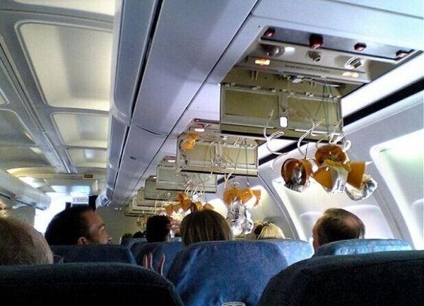 [Video] Hội chứng khiến hành khách máy bay mất ý thức sau vài phút