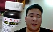[Video] Giám đốc sản xuất thuốc trị ung thư từ than tre bị bắt