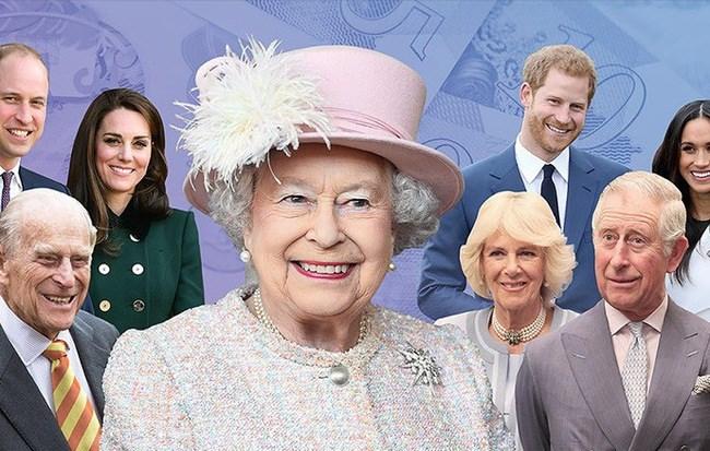 Nguồn thu nhập của hoàng gia Anh đến từ đâu?
