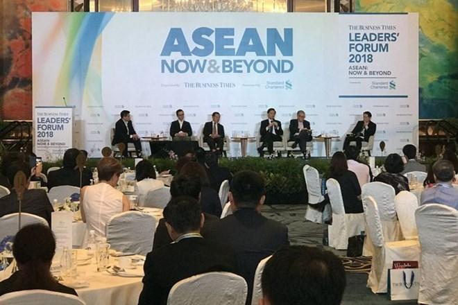 Singapore kêu gọi các quốc gia ASEAN đoàn kết chống chủ nghĩa bảo hộ