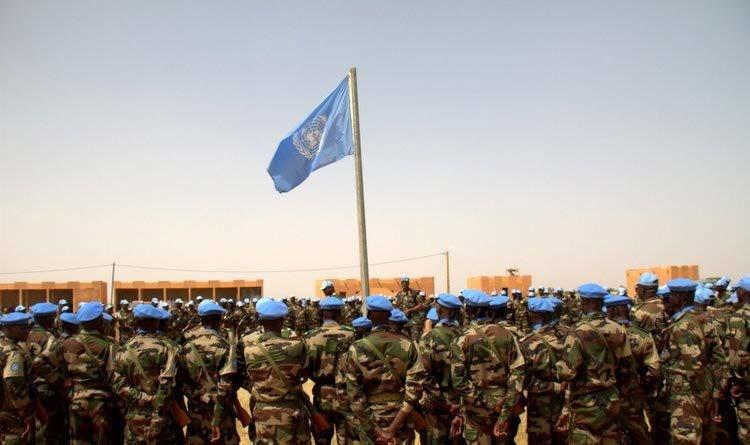 [Infographic] Lực lượng gìn giữ hòa bình của Liên hợp quốc