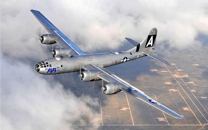 10 máy bay chiến đấu hiệu quả đáng sợ nhất từ xưa tới nay