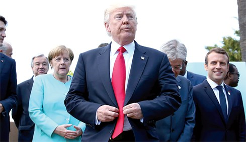 G7 thành G6 + 1?